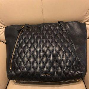 Vera Bradley Premium Leather Large Tote